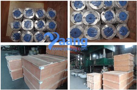 20151051929355022479 - ANSI B16.5 ASTM B381 Titanium Grade2 Slip On Flange
