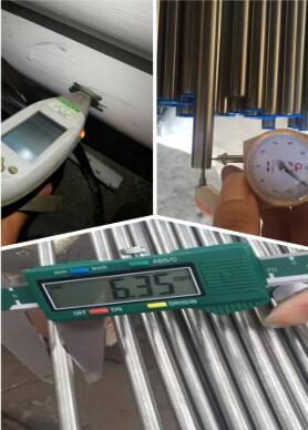 "20210813032413 70673 - ASTM B861 Titanium GR12 Seamless Pipe 6"" SCH80S 6M"