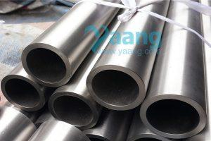 ASTM B861 Titanium GR12 Seamless Pipe 6